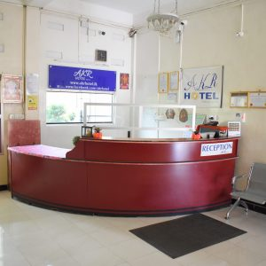 AKR Hotel Reception